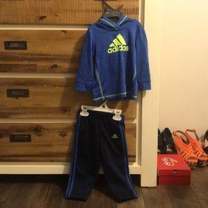 Adidas track set size 18 months